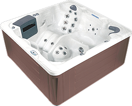 Meridian Canadian Built Hot Tub Cabinet