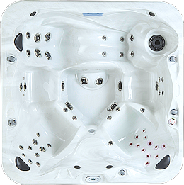 Sunrise S103 Canadian Built Hot Tub available in the UK