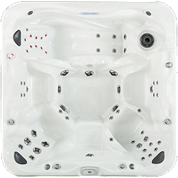 Sunrise S105 Canadian Built Hot Tub available in the UK