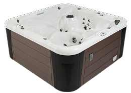 Sunrise S103 Canadian Built Hot Tub Cabinet