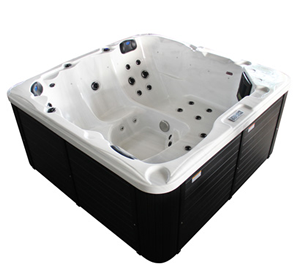 Duo Lounger Hot Tub