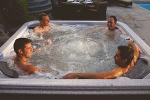 hot tubs for health and pleasure for all the family