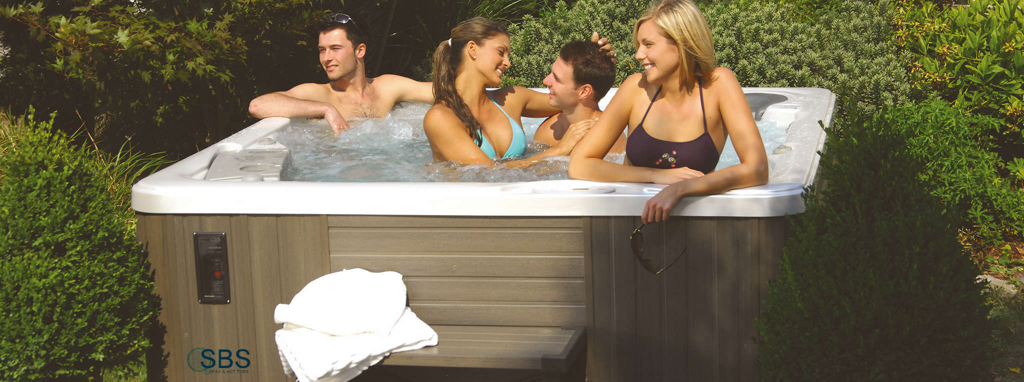 special offers on great hot tubs fro the UK